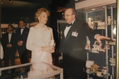 Princess Michael of Kent, BADA fair 1990's