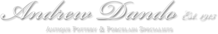 Andrew Dando - Antique Pottery & Porcelain Specialists