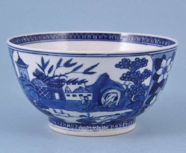 Chinese export Elephant Pattern Small Bowl
