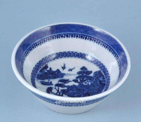 Chinese Export Porcelain Patty Pan, Qianlong. (a)