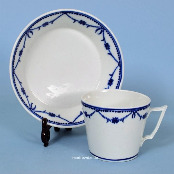 Tournai Coffee Cup & Saucer.