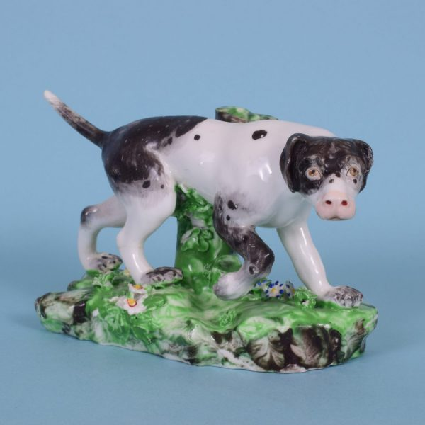 Derby Porcelain Pointer.