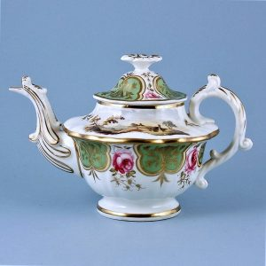 English Porcelain Teapot
