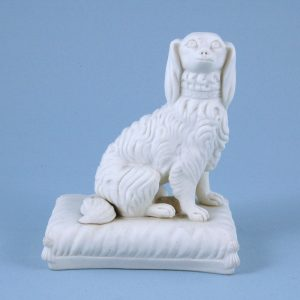 Parian Model of a Dog