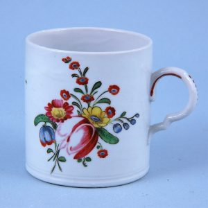 Doccia Porcelain Coffee can