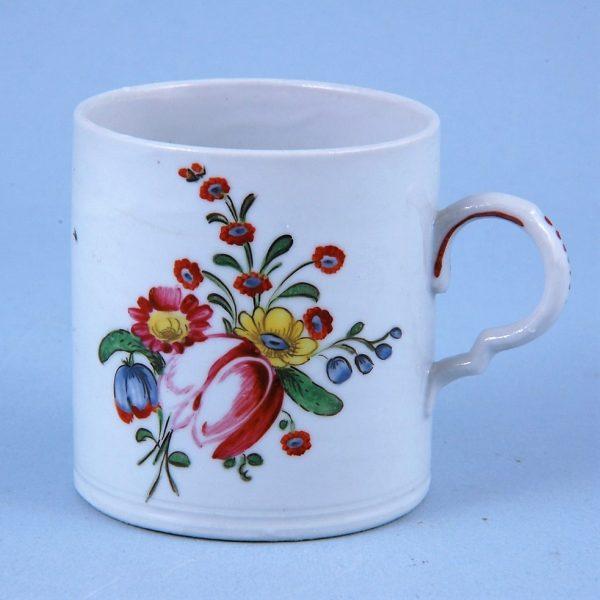 Doccia Porcelain Coffee can