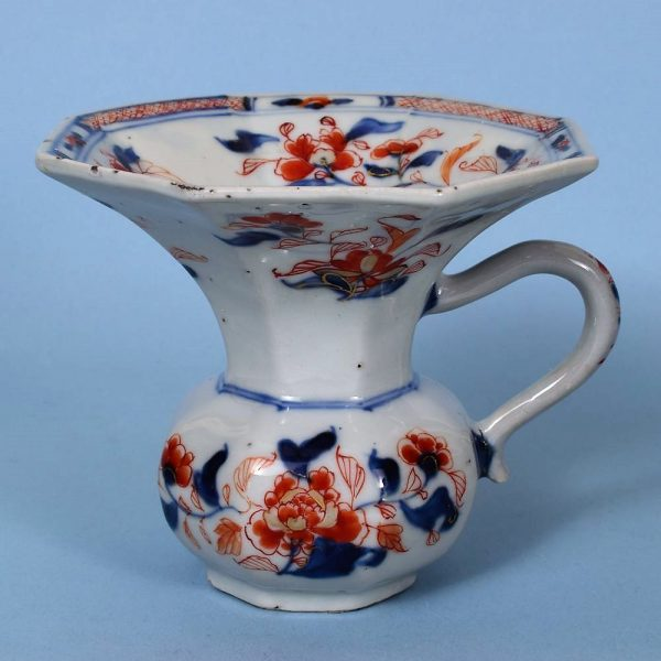 Chinese Export Porcelain Spittoon