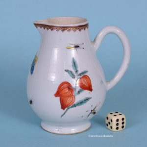 Chinese Export Cream Jug.