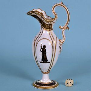English Porcelain Ewer.