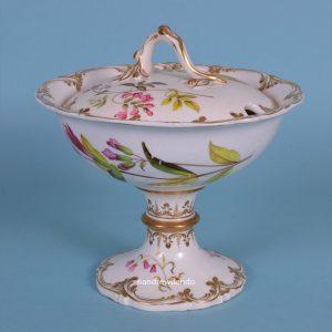 English Porcelain Sauce Tureen.
