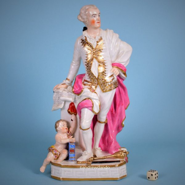 Derby Figure of John Wilkes