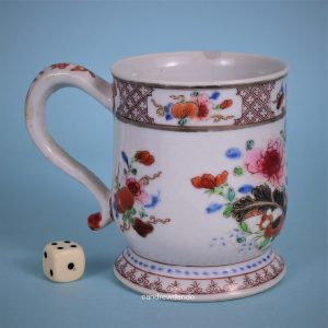 Chinese Export Porcelain Bell Shaped Mug