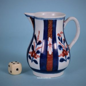 Worcester Porcelain Cream Jug.