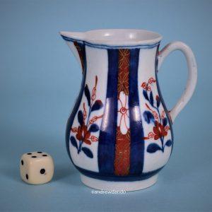 Worcester Porcelain Cream Jug.
