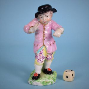 Derby Figure of a Boy