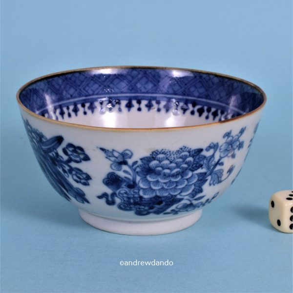 Chinese Export 'Fitzhugh' Bowl.