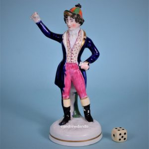Staffordshire Figure of The Little Jockey.