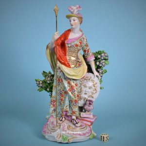 Derby Figure of Minerva