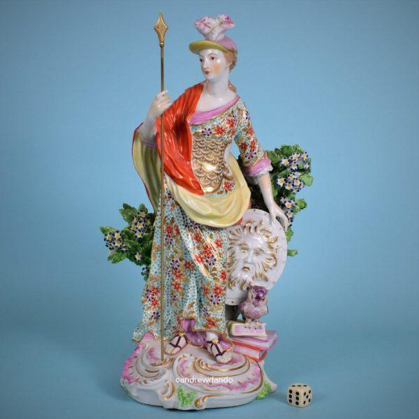 Derby Figure of Minerva