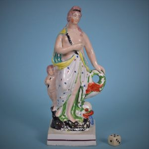 Staffordshire Figure of Venus