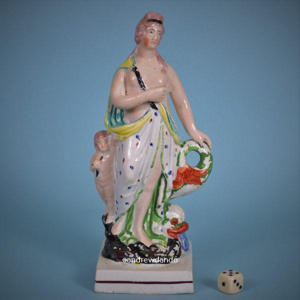 Staffordshire Figure of Venus