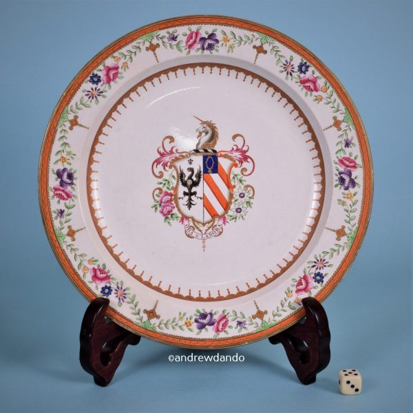 Wedgwood Armorial Plate