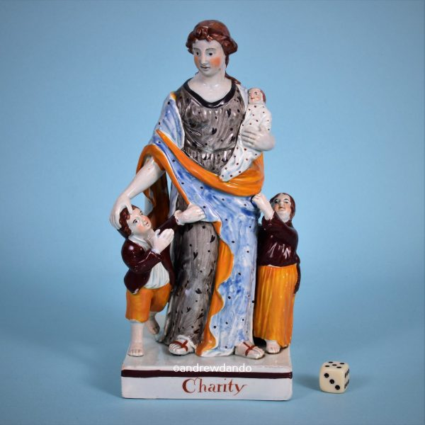 Staffordshire Figure of Charity