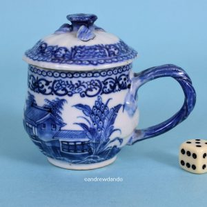 Chinese Porcelain Custard Cup