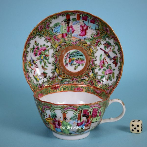 Chinese tea Cup & Saucer