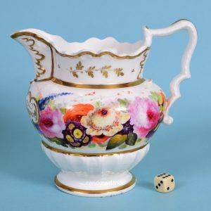 English Porcelain Jug - Ann Brewer