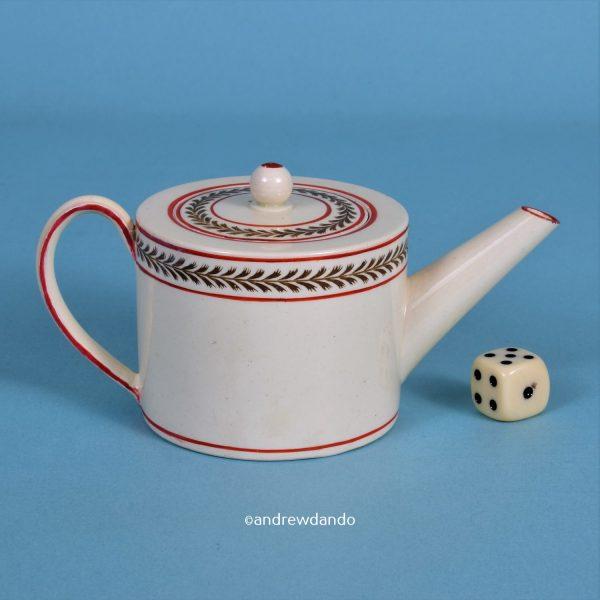 Wedgwood Miniature Teapot.