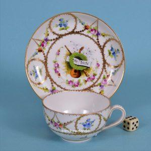 Nyon Style tea Cup & Saucer.