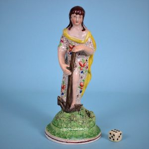 Staffordshire Figure of Hope.