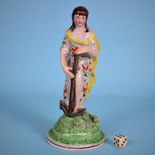 Staffordshire Figure of Hope.