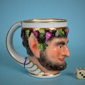 Derby Face Mug.