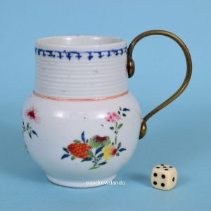 Chinese Export Porcelain Small Mug.