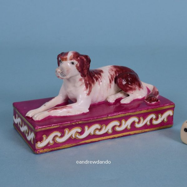 English Porcelain Dog. (16177)