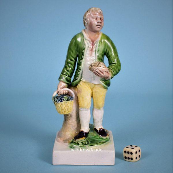 Ralph Wood Figure of a Dutch Boy.