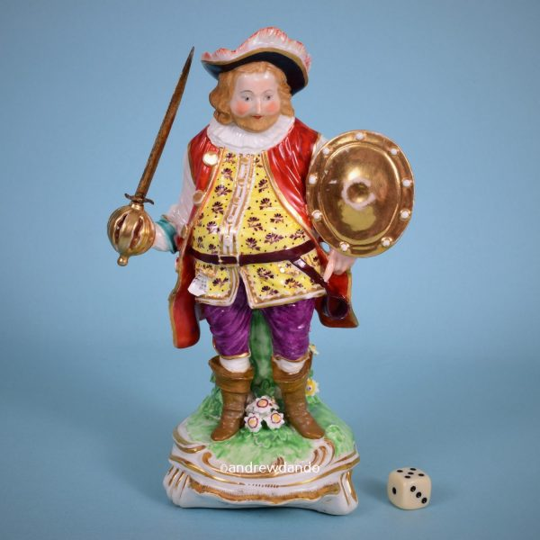 Derby Figure of Falstaff.