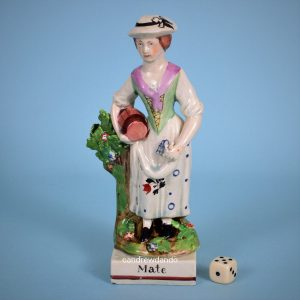 Staffordshire Figure 'Mate'