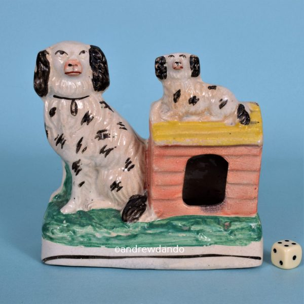 Staffordshire Spaniels & Kennel.