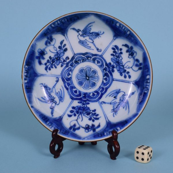 Chinese export saucer
