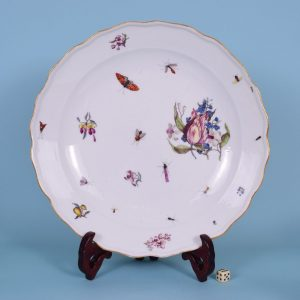 Meissen Porcelain Charger