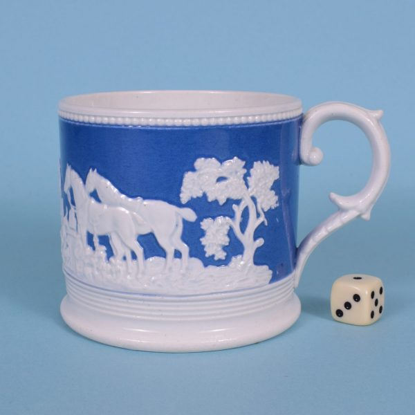 Pearlware Mug.