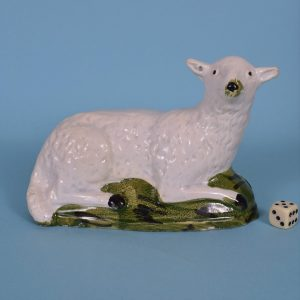 Pearlware Sheep.