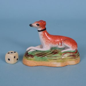 Late Staffordshire Whippet
