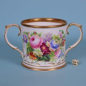 Porcelain Loving Cup.
