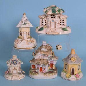 5 Staffordshire Cottages (af)