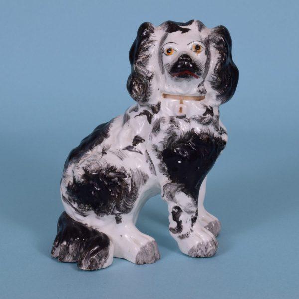 Staffordshire Black & White Spaniel