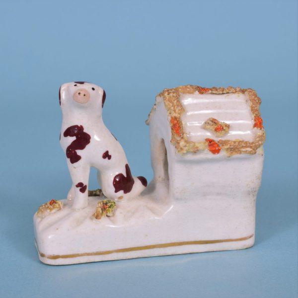 Staffs Miniature Dog & Kennel.